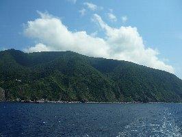 御蔵島の画像